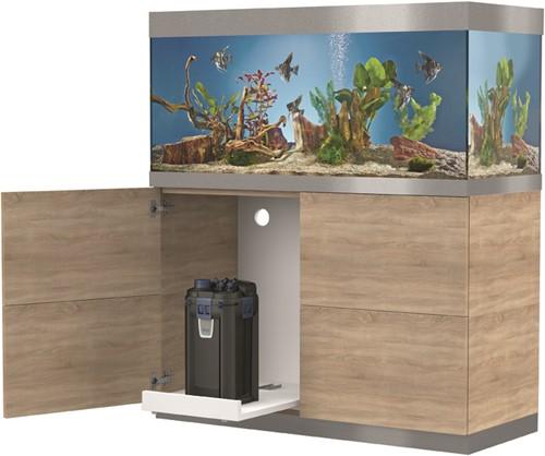 Oase HighLine Aquarium 200 eiken-2