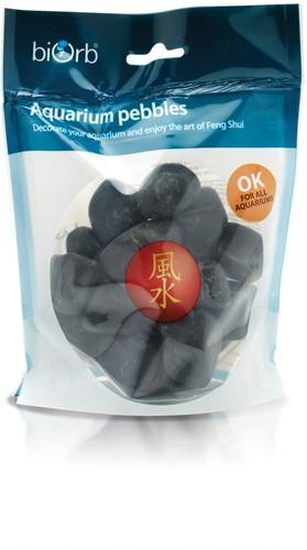 BiOrb kiezelsteen set - zwart
