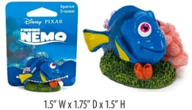 Aquariumornament Disney Dora Finding Nemo