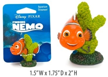 Aquariumornament Disney Nemo uit Finding Nemo - mini