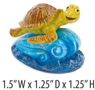 Aquariumornament Disney Schildpad uit Finding Nemo