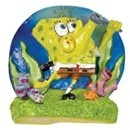 Aquariumornament Spongebob Bellen Blazen