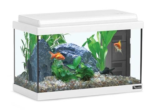 Aquatlantis Aquarium Advance LED 40 - zwart