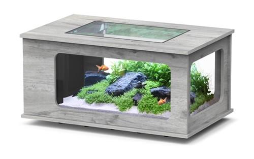 Aquatlantis Aquarium Tafel 100x63 led