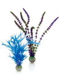 BiOrb plantenset medium blauw&paars