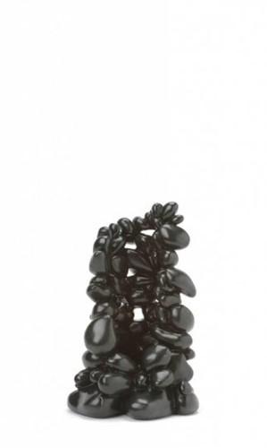 BiOrb Kiezelsteen ornament medium - zwart