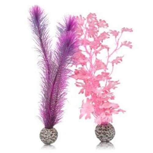 BiOrb zeewier set medium - roze