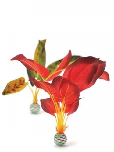 BiOrb zijdenplantset groot groen&rood