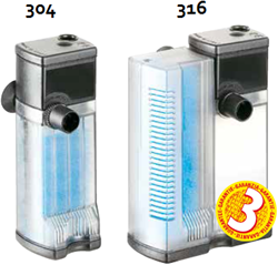 Eden 316 aquarium filter