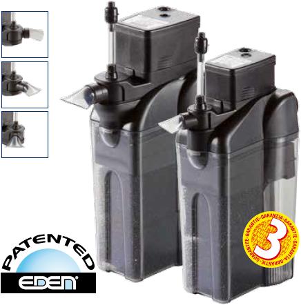 Eden 325 aquarium filter