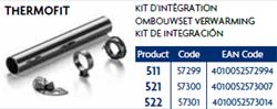Eden 511 Thermofit kit