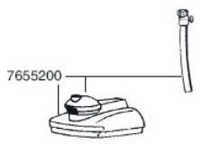 Eheim Filterdeksel voor Eheim Binnenfilter Pick Up 60/160/200