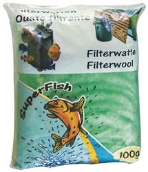 Superfish Filterwatten grof/fijn 250 gram 250 gram - groen