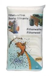 Superfish Filterwatten grof/fijn 100 gram - wit
