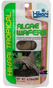 Hikari Algae Wafers - 250 gram - over de datum