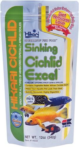 Hikari Cichlid Excel sinking mini - 100 gram