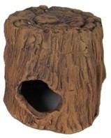 HS Aqua Imitatiehout Ceramic Cichlid Cave