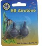 HS Aqua HI-Oxygen luchtsteen bal (2 stuks) 20 mm