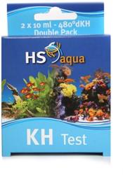 HS Aqua KH-test 2x10 ml
