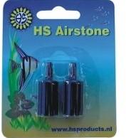 HS Aqua luchtsteen cilinder 15 mm (2 stuks) 15 mm