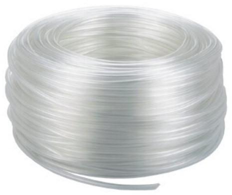HS Aqua slang transparant 4-6 mm (per meter) 4-6 mm