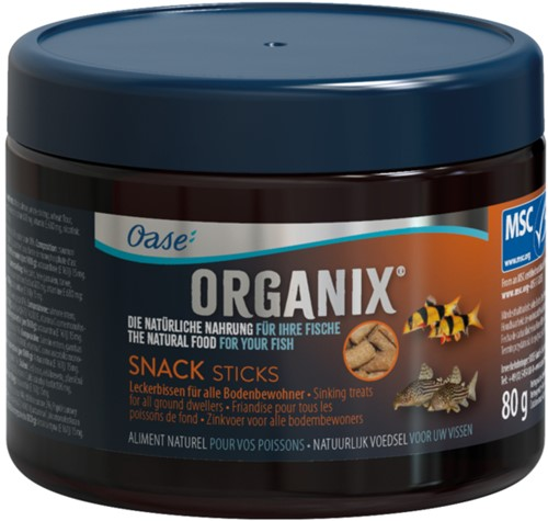 ORGANIX Snack Sticks 150 ml