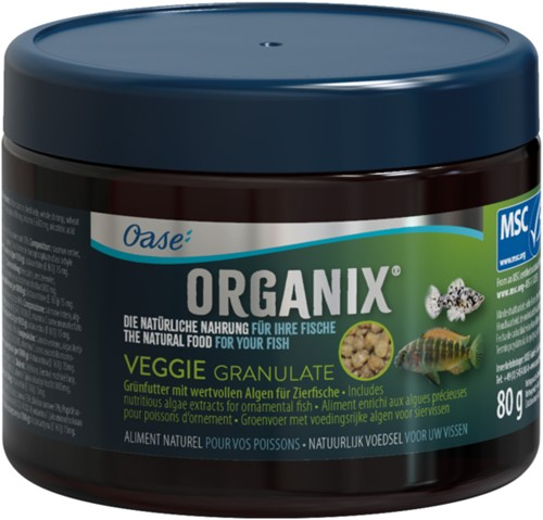ORGANIX Veggie granulaat 150 ml