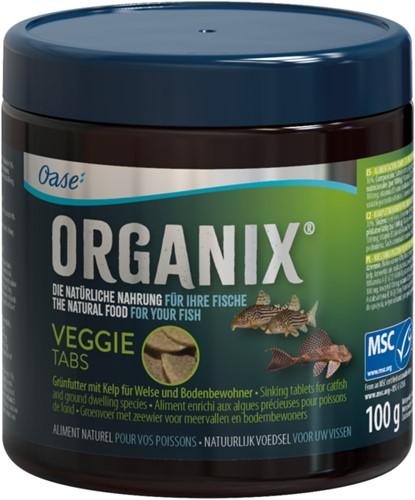 ORGANIX Veggie Tabs 250 ml