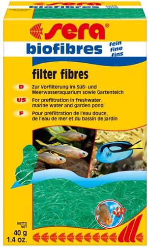 Sera biofibres fijn - 40 gram