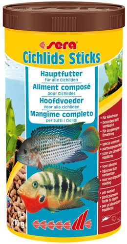 Sera Cichlids Sticks