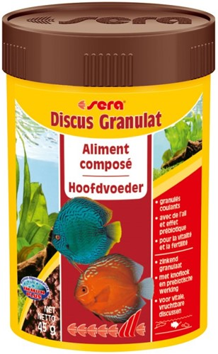 Sera Discus Granulat 100 ml