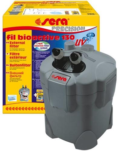 Sera aquarium filter bioactive 130 +UV