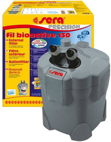 Sera aquariumfilter fil bioactive 130