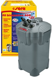 Sera aquarium filter bioactive 400 +UV