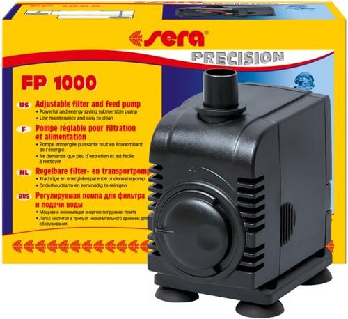 Sera filter- en transportpompen FP 2000