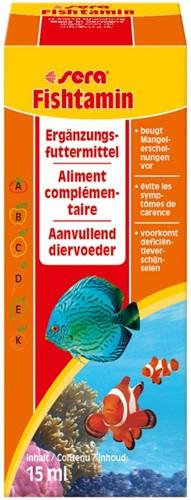 Sera Fishtamin - 15 ml