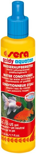 Sera Goldy Aquatan - 50 ml