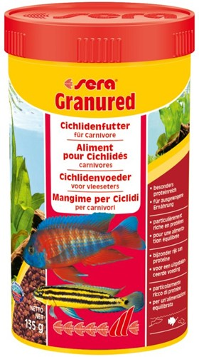 Sera Granured 100 ml
