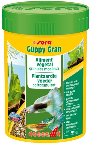 Sera Guppy Gran - 100 ml