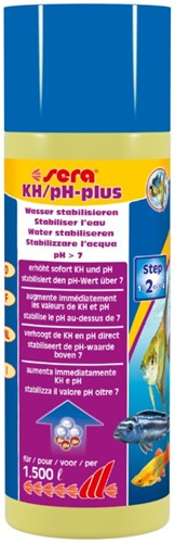 Sera KH/pH-plus - 2500 ml