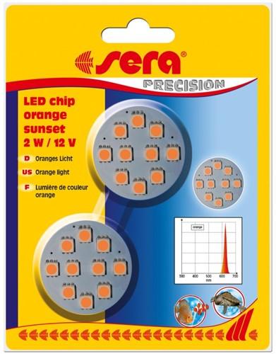 Sera LED chip orange sunset