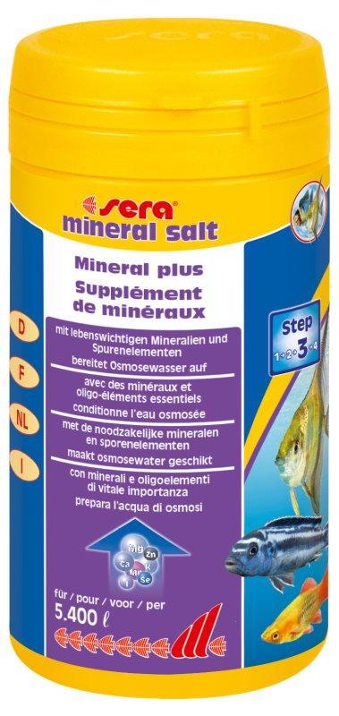 Sera mineral salt 105 gr