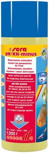 Sera pH/KH-minus - 2,5 liter