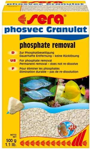 Sera phosvec Granulat - 500 gr