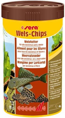 Sera Wels-Chips - 100 ml