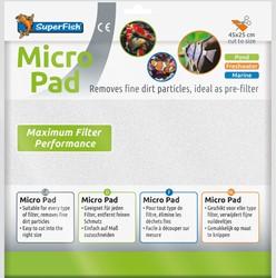 Superfish Micro pad / filtermat