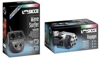 Sicce Voyager 4 Pomp + Wave Surfer Controller