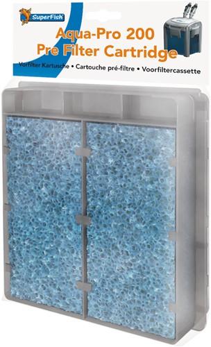 Superfish Aqua-pro 200 voorfilter cartridge