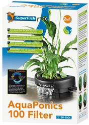 Superfish Aquaponics filter 100