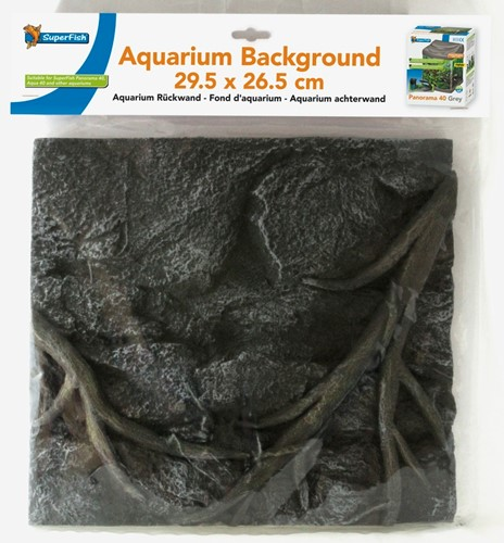 Superfish Aquarium Achterwand Panorama 40